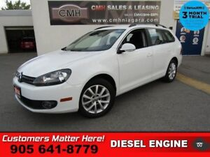 2014 Volkswagen Golf Comfortline  DIESEL POWER GROUP