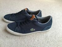Lacoste Trainors - Size 8 /42