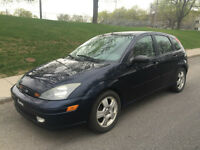2003 FORD ZX5 , AUTOMATIQUE  , 4 CYLINDRER , TOUTE EQUIPER