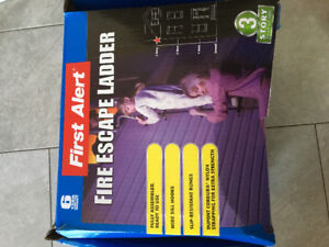 Fire Escape Ladder - new in box. Never used
