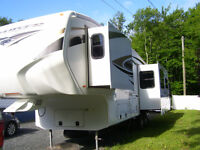 2011 Cruiser 32mk fifth wheel