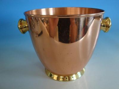 RS0817-079: Kupfer Sekt / Weinkühler 70er