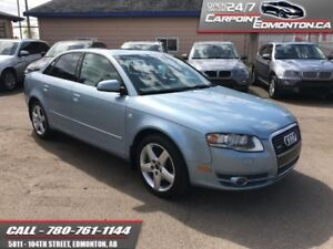2006 Audi A4 3.2L AWD PRICED TO SALE THIS WEEK !!!  AWD ALBERTA