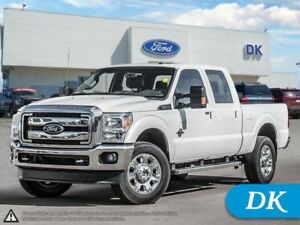 2015 Ford F-350 Super Duty Lariat Ultimate, 4WD, Crew Cab, SWB,