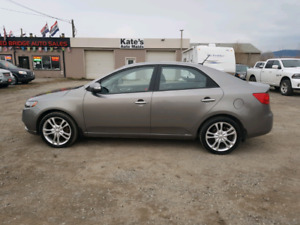 2010 KIA FORTE SX(CERTIFICATION SEPT 20/2017)