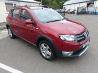 2013 DACIA SANDERO STEPWAY LAUREATE ** £20 TAX + NAVIGATION ** HATCHBACK DIESEL