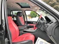 2011 Land Rover Range Rover Sport 3.0 TD V6 Autobiography Sport 5dr Diesel black