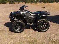 09 King quad just over 1000 miles