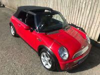2006 06 Mini Mini 1.6 ( Chili ) Cooper Convertible Manual 49.9 mpg p/x