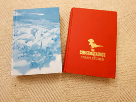2 x Books The Christmasaurus & The Christmasurus and the Winter Witch