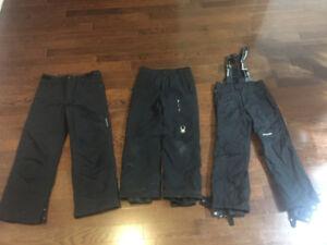 Children's Ski pants pants- Zip off Spider, Obermeyer