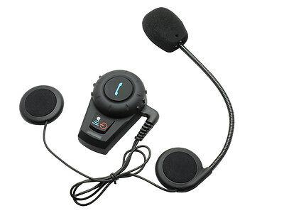 2 pcs Headphone Earpiece Microphone For T-COM FDC Cold Helmet Bluetooth Headset