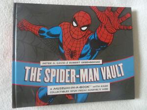 The Spider-man Vault Book