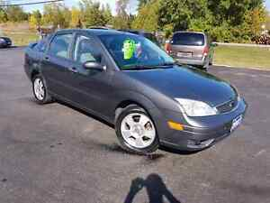 2007 ford focus 124k cert etest cold a/c