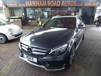 Mercedes C Class 2.1 C250 Bluetec Amg Line Premium Plus Estate