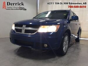 2010 Dodge Journey   Used 4WD R/T DVD Htd Lthr Sts Sunroof B/U C