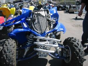 Looking for Yamaha 660 raptor in any condition