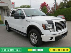 2011 Ford F150 2011 FX4 AUT 4X4 A/C MAGS CUIR CAMERA V6 ECOBOOST