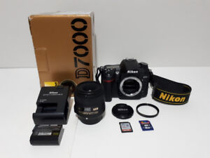 Nikon D7000 with 40mm 2.8 - $750