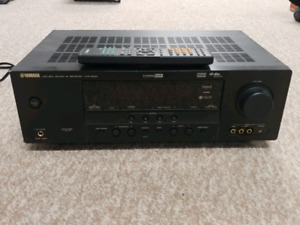 yamaha 5.1 amplifier HTR 6030