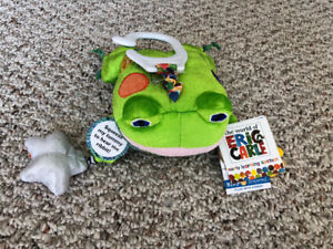 Brand new with tagsEric Carle learning toy Frog the makes sound