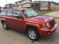 Jeep patriot 2010 only 81,000 k for only 8500$$$