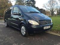 2007 Mercedes Benz Viano 3.0 CDI Ambiente [Ex Long] 5dr Tip Auto 8 Seater 5 d...