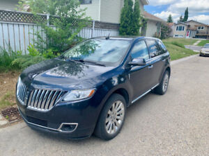 LINCOLN MKX 2013, leather, panoroof, adapt. cruisecontrol,