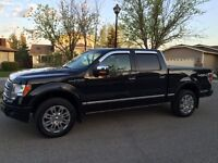 2010 Ford F-150 Platinum SuperCrew truck