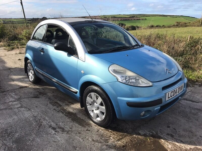 CITROEN C3 PLURIEL AUTOMATIC 1.6 BLUE 2004