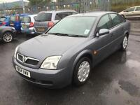 2004 Vauxhall Vectra 1.8 i 16v LS 5dr