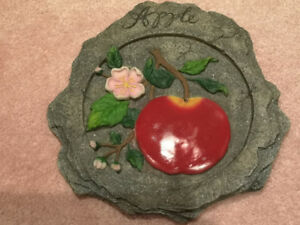 Wall Decor: Stone Art