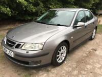 SAAB 9-3 1.8 T ARC AUTOMATIC 04 PLATE 121,000 MILES FULL YEAR MOT