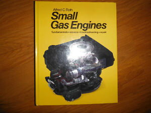 Small Engines Service & Troubleshooting Manual Tractors Mowers