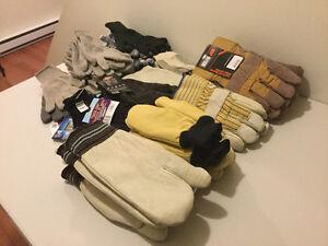 Lots gants/mitaines neuf
