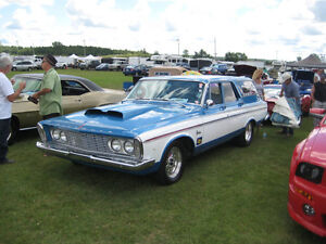 PLYMOUTH  BELVEDERE 1963