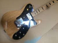 "60th Anniversary Fender Telecaster ltd edition ""Telebration"""