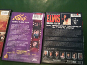 elvis 4 dvds  gift for a excellent price Kitchener / Waterloo Kitchener Area image 5