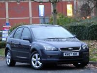 Ford Focus 1.8 2007 Zetec Climate + 1 LADY OWNER + 10 SERVICE STAMPS