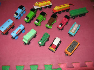 Thomas & Friends Wooden Trains Collection and Others
