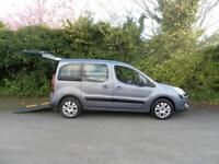 Citroen Berlingo 1.6TD Multispace Plus Wheelchair Accessible Vehicle WAV