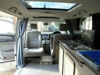 2004 TOYOTA ALPHARD CAMPER VAN MOTORHOME~SIDE KITCHEN~TWIN SUN ROOFS ~2 BERTH~~.
