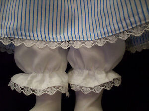 American Girl-sized Doll Clothes - Colonial Pinstripe Windsor Region Ontario image 2