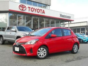 2015 Toyota Yaris LE 5 Door Hatchback