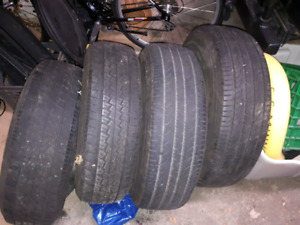 215/70R/16 all season tires and rims