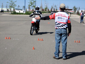 Motorcycle Training Course by Former Sheridan Instructors