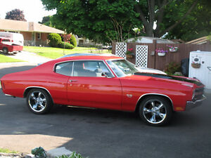 1970 Chevelle SS 396 CI FOR SALE