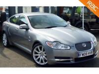 2008 08 JAGUAR XF 2.7 PREMIUM LUXURY V6 4D AUTO 204 BHP NAV+PHONE+DAB+CAMERA+19