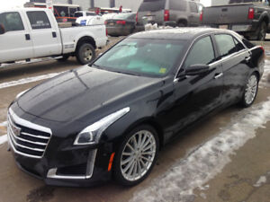 2015 Cadillac CTS4 Premium-Mint Condition!!