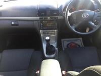 Toyota Avensis 2.0D-4D 2007MY TR**DIESEL***3 MONTHS WARRANTY